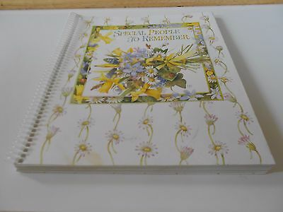 "Marjolein Bastin ""Special People To Remember"" Greeting Cards/Notes Organizer"