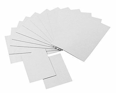 totalElement Strong Flexible Self-Adhesive Magnetic Sheets, 4 x 6 Inch and