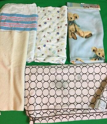 1-2-3  Swaddle Designs Baby Blanket, Swaddles And Receiving Blanket Lot (99)
