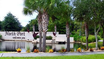 North Port, Fl Sarasota Residential Building Lot