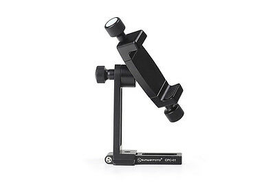 Sunwayfoto CPC-01 Arca / RRS Smartphone Holder Cell Mobile Phone Bracket /Tripod