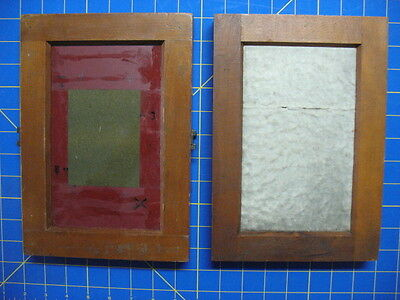 Pair Of Vintage 5 X 8 Contact Printing Frames