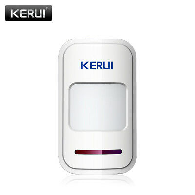 Universal KERUI 433MHz Wireless Infrared PIR Detector Intelligent Motion Sensor
