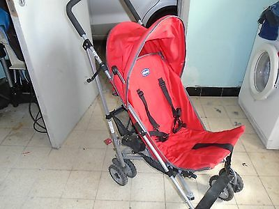 poussette buggy chicco + ombrelle
