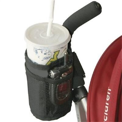 Baby Pram Buggy Cup Bottle Bag Holder for Stroller Wheelchair Rollator Walker