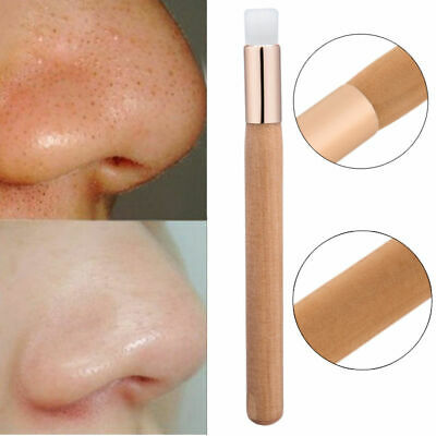 Deep Cleaning Blackhead Nose Washing Brush Pore Clean Cleanser Makeup Small Size