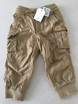 Baby Gap 18-24 Month Cargo Pants BNWT