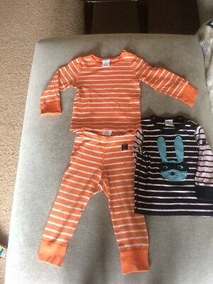 Polarn O Pyret Outfit Pants And Top Boy Girl 9-12 Months