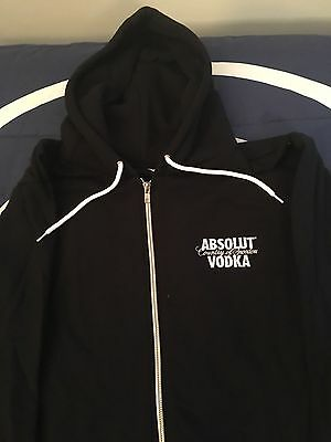 Absolute Vodka Hoodie Size XL