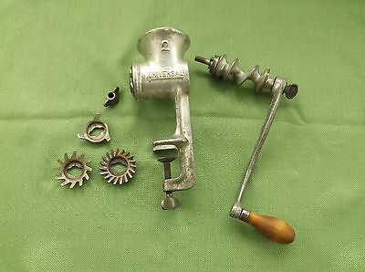 Universal #2 Vintage Food/Meat Grinder - hand crank -  Made In U.S.A.