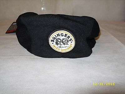 2 Gingers Irish Whiskey - Promo Embroidered Scally Cap Hat - NuFit *NEW*