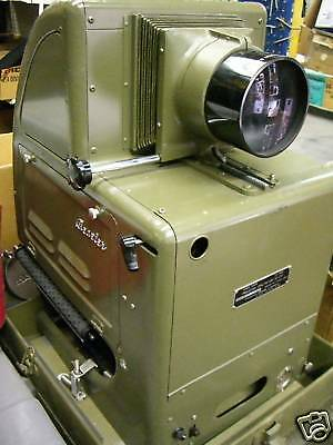 Beseler Co AP-5 (2) Opaque Still Picture Projector