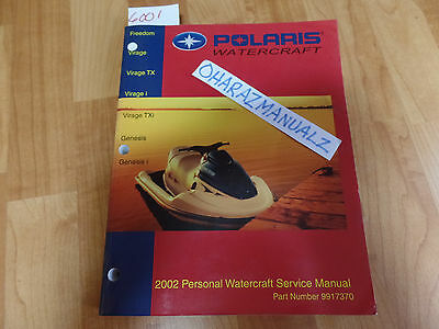 2002 polaris freedom virage i tx txi genesis i service manual oem rh picclick com 2002 Polaris Virage Specifications Polaris Virage Keihin Carburetor