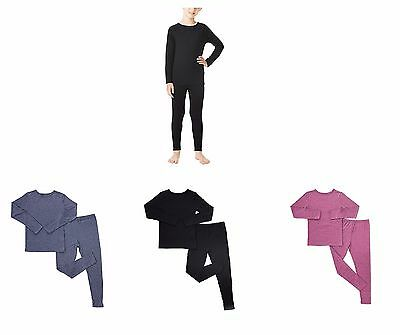 NEW Kids' Weatherproof 32 Degrees HEAT Long Sleeve Shirt & Legging Set - VARIETY