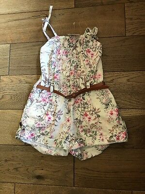 Girls Aged 4 Play suit By Next