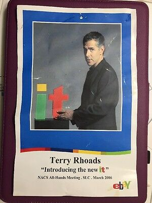 eBay it Introduction Terry Rhoads Used March 2006 100% For Charity