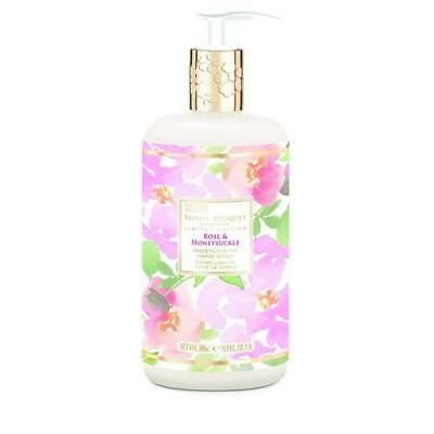 Baylis & Harding Rose and Honeysuckle 500ml Hand Wash x 4 FREE P&P