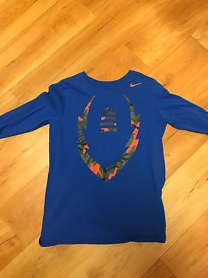 Nike  Youth Boy size Large Long Sleeve Shirt