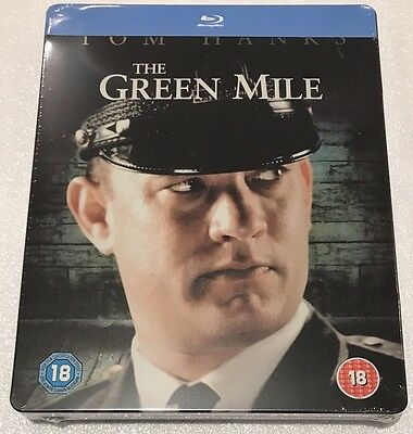 The Green Mile Steelbook - UK Exclusive Limited Edition Blu-Ray