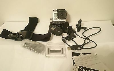GoPro HERO 3 Black Edition Camera + Wifi Remote and Accessories