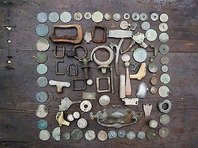 Vintage Metal Detecting Finds Buy It Now Only £9.99