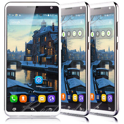 "5.5"" 3G Android 5.1 Quad Core DuaL SIM Smartphone GPS WIFI Unlocked Mobile Phone"