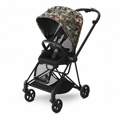 Cybex passeggino Mios Fashion Collections butterfly