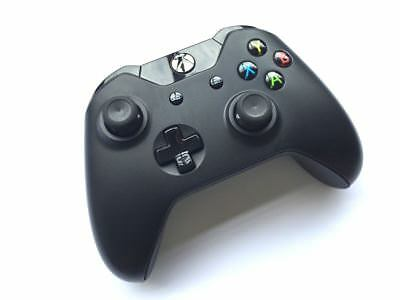 Official Original Genuine Microsoft Xbox One Wireless Controller Game Pad Tested