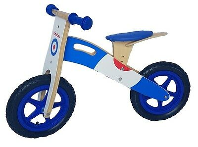 Wooden Kids balance running walking bike scooter available in 2 designs