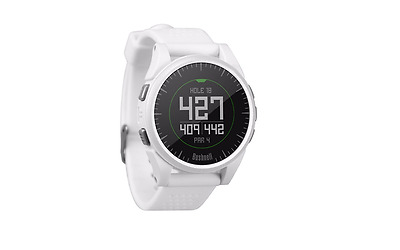 *new* Bushnell Neo Excel Golf Gps Watch No Fees (White)