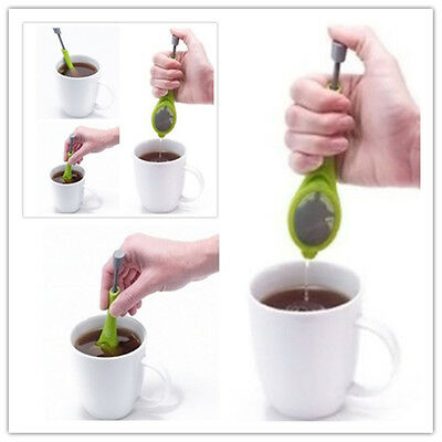 Fashion Healthy Steps Total Tea Infuser - Bags / Loose Leaf Steeper & Press