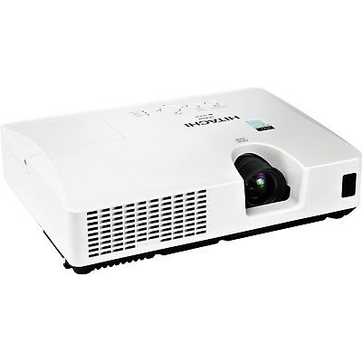 NEC NP-v260x HOME CINEMA HDMI 3D PROJECTOR 2600 LUMENS NEW LAMP 5000 HOURS