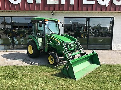 Used John Deere 3320 Cab Tractor