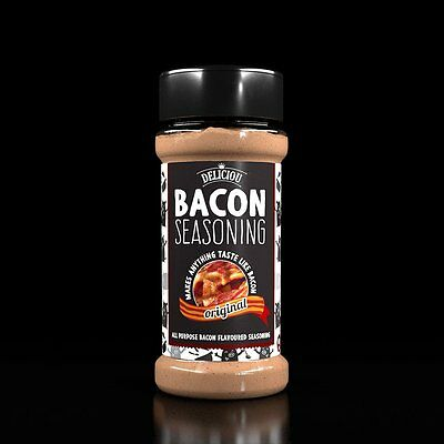 Bacon Seasoning  - Now from SIR BBQ
