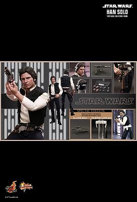 Hot Toys 1/6 MMS261 – Star Wars: Episode IV A New Hope: Han Solo Special Edition