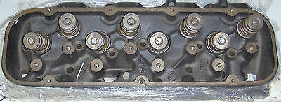 Mercury 827495 Gm 454 Cylinder Head Assembly 1988-1991, Obsolete, Cast 10114156