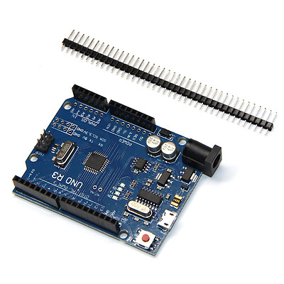 Latest Version UNO R3 Board ATMEGA328P 16AU CH340G Micro USB Arduino Compatible