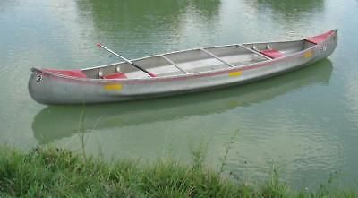 Excellent Condition Used Osagian Canoe