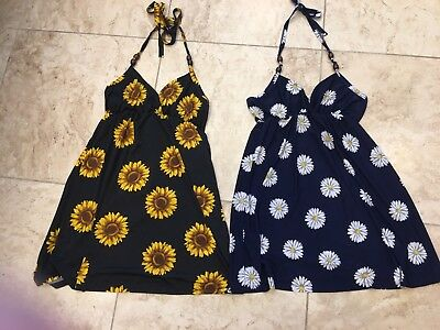 Lot Of 2 Sundresses XL Juniors