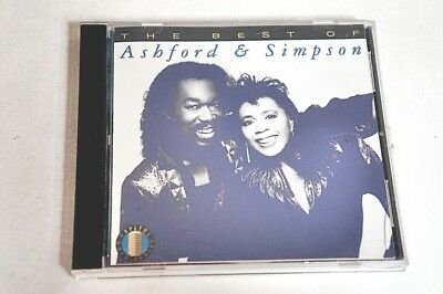 Ashford & Simpson - The Best Of - Capitol  Gold Series-Cd