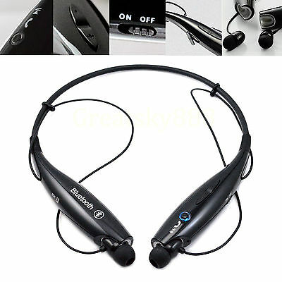 A2DP Bluetooth Headset Stereo Headphone For Apple iPhone 7 7S 6 Plus 6S 5 5S 4S