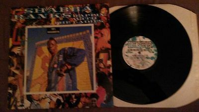 """Shabba Ranks """"rappin With The Ladies"""" Ex/vg+ Greensleeves"""