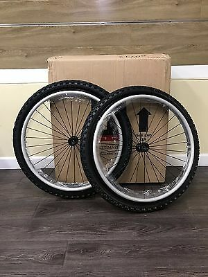 "TiLite 26"" Shadow Wheels"