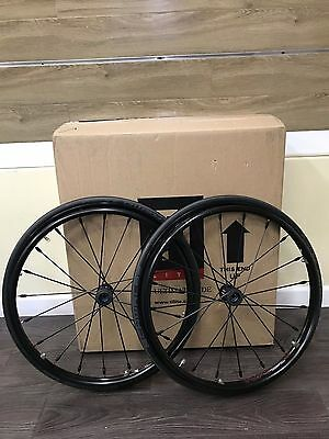 "TiLite 23"" Topolino Wheels"