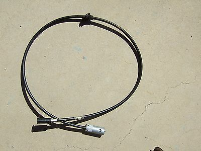 BMW 2002 speedometer cable OM
