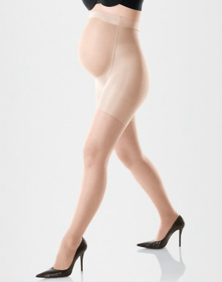 NEW Mama Spanx Maternity Full Length Pantyhose Color Nude Sizes A
