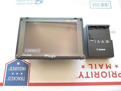 "TV Logic VFM-056W Viewfinder 5.6"" LCD Monitor - For HD SLR"
