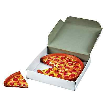 Doll Food For 18 Inch American Girl Kitchen Accessories PEPPERONI PIZZA and BOX
