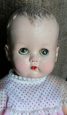 "rare IDEAL BETSY WETSY 15"" DOLL - MUST SEE! #16"