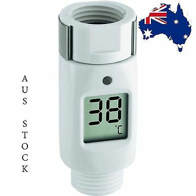 Digital water Thermometer Waterproof for safety both shower